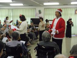 クリスマス会の様子2