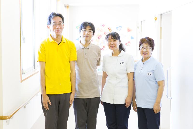 看護介護課スタッフ写真