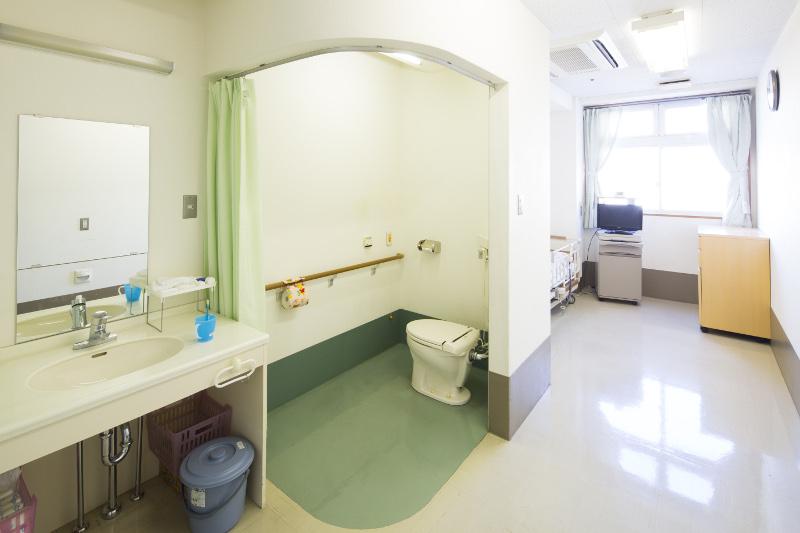 1人部屋(トイレ含む)