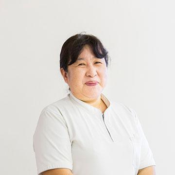 看護師長 園部敦子