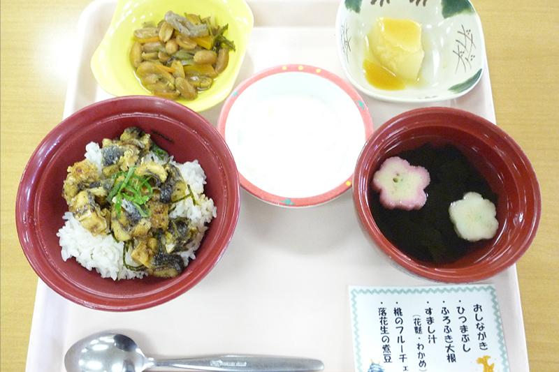 愛知県の郷土食「ひつまぶし」