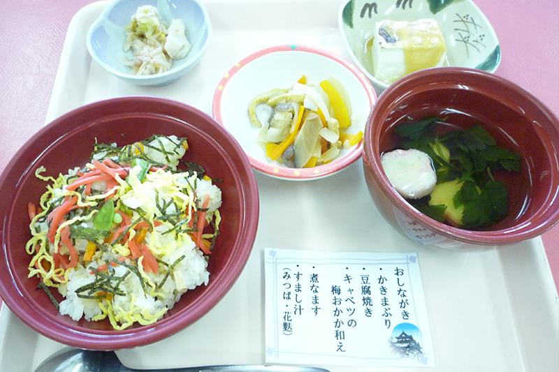 和歌山県の郷土食「かきまぶり」